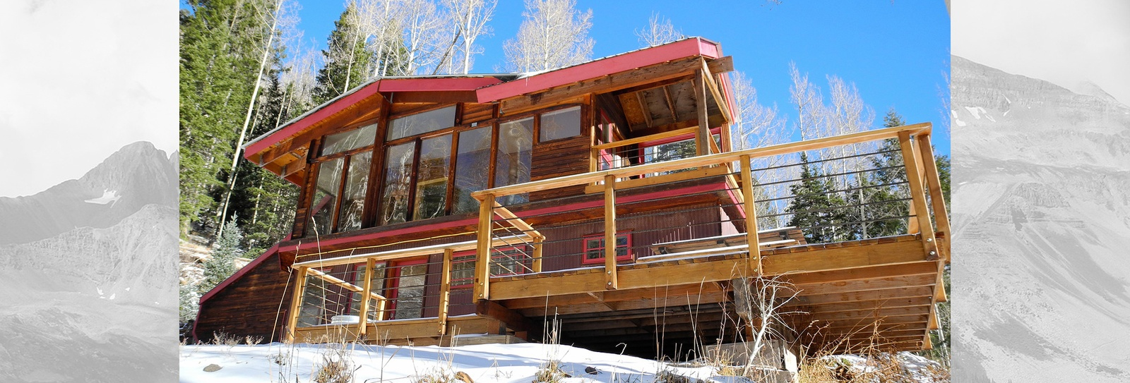 Off-the-Grid Vacation Rentals Book Off Grid Back Country Vacation ...